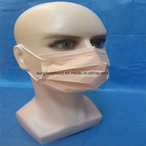 2 telas no tejidas máscara facial