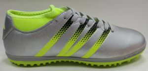 Los recién llegados a los hombres y mujeres en el exterior Fútbol calzado zapatos Zapatillas de fútbol (163)