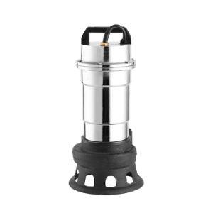 Wqd Serien-versenkbare Pumpen-Nickel-Pumpen-Gehäuse-Abwasser-Pumpe