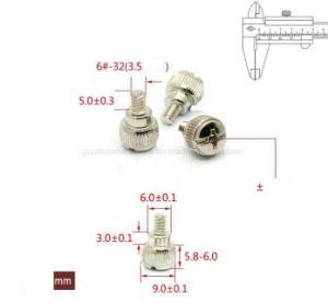 Computadora PC caso Tornillos 6-32*5mm para la Cubierta / Alimentación / Ranuras PCI / Unidades de disco duro el tornillo Phillips