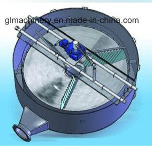 Fibre filtre gravitaire à l'eau blanche de récupération de la gravitation de la percolation de Filtre Filtre Filtre horizontal