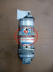 Un an de garantie chargeur Komatsu Wa380-1 705-56-34090 de la pompe hydraulique à engrenages