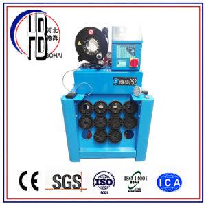 Heng Hua Crimpador de mangueira de borracha/Swager Hhp52-F a mangueira hidráulica da máquina de crimpagem