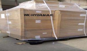 Wire Mesh Wk-Hydraulic Distribtor préfèrent l'élément de filtre hydraulique
