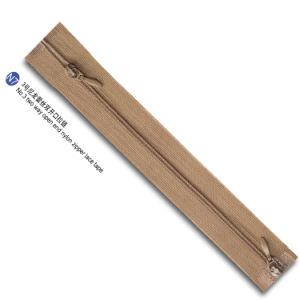 양용 열려있는 자동 자물쇠 레이스 테이프 지퍼