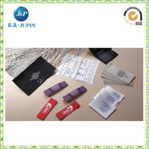 Directement fait en usine Cheap Tee-shirt personnalisé étiquette tissée (JP-CL127)