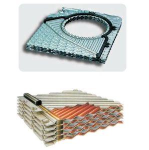 熱交換器の版P26の置換の版/ガスケットの版の熱交換器
