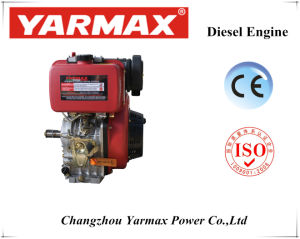 Yarmax 188f는 실린더 공기에 의하여 냉각된 디젤 엔진을 골라낸다