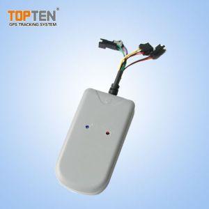 GPS moto alarma con tamaño mini y la aplicación gratuita (MT03-KW).