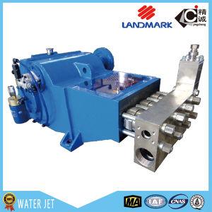 Trade Assurance Alta qualidade 200kw bomba de pistão de alta pressão cerâmica (FJ0146)