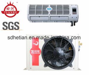 De milieuvriendelijke Energie van de Laagste Prijs - de Airconditioner van het Parkeren van de Cabine van de Vrachtwagen van de besparing 24V