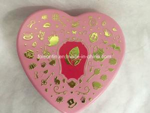 Boda de alta calidad a favor de Don Tin Wholesale Caja de Chocolate en forma de corazón