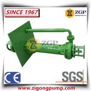 Série Zlj submersa vertical da bomba de chorume, agitando o impulsor, Submersa Chorume com o agitador da bomba