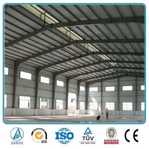 Techo de la estructura de acero Hangar arrojar los edificios y estructuras
