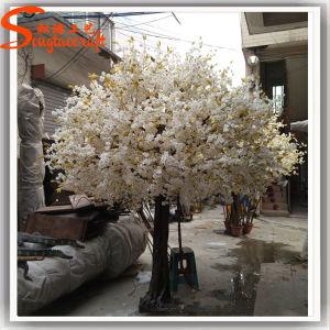 Свадебные украшения индивидуального искусственного белый вишневых деревьев