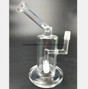 7.48 Zoll-Glasrohr Filter-Tabak Schlauch aufbereitend