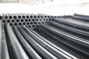 HDPEのガスの/Waterの供給管の/PE100の配水管の/PE80の配水管