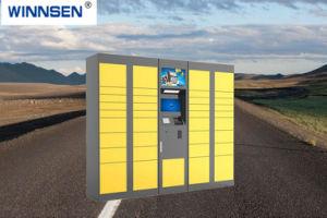 De intelligente Logistische Kast van de Levering van de Brievenbus van het Pakket van de Kast van de Levering van het Pakket Post
