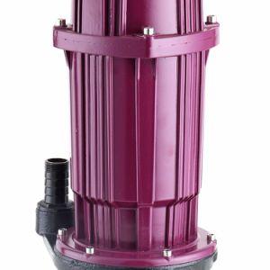 Inländische elektrische Trinkwasser-Pumpen-versenkbares Pumpen-Aluminiumwasser