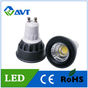 Niedriges MR16 GU10 E27 Gu5.3 LED Spot Light 3W 5W CER RoHS LED Down Light/LED Bulb /PAR16 Light