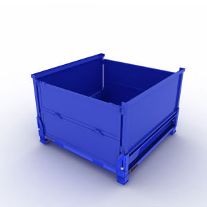 [فولدبل] بسهولة فولاذ من [وير مش] صندوق وعاء صندوق