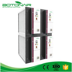 Unidade de ecologia do dispositivo de ventilação de cozinha do precipitador eletrostático Esp