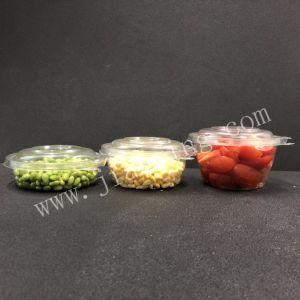 Пластиковый ясно салат и фрукты контейнер