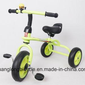 Il triciclo di bambino scherza la bicicletta del triciclo del bambino del triciclo con indicatore luminoso e musica (9588)