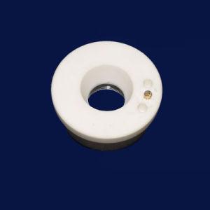 Filetée interne Al2O3 de l'alumine Tube d'isolation en céramique de 30 mm -de Chine