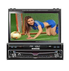 Автомобильная 1 DIN DVD (LX-8087)