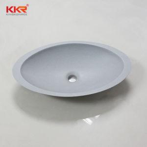 Nouvelle couleur lavabo et le lavabo de salle de bains avec rapport de test de CUPC