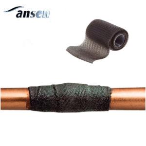 Оберните Клей для ремонта изделий из стекловолокна закрепите ленту ремонта трубопроводов Закрепите ленту