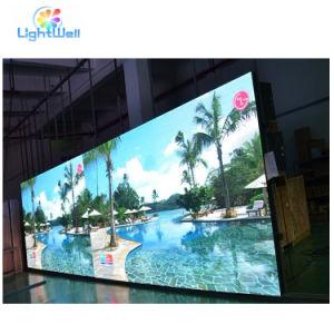 P5 de pared de vídeo RGB LED Pantalla LED de interior