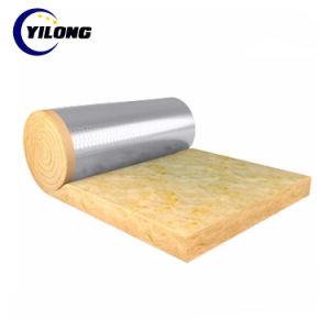 Broodje van de Prijs van de Glaswol van de Thermische Isolatie van de glasvezel het Algemene Materiële