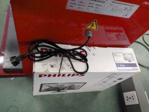 Sino星Ss389Vによる販売/ホイール・バランサ修理のためのフード/使用されたタイヤのつりあい機を搭載する専門のモデル車輪のバランスをとる機械