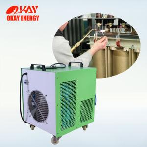 El hidrógeno Auminum Máquina de soldadura de cobre