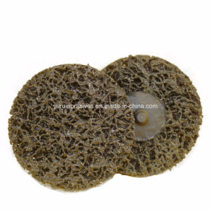 Mós Abrasivos revestidos de 3 polegada de disco de Disco de lixa