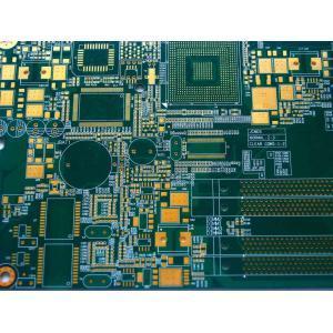 サーキット・ボード6つの層のHDI PCBの盲目穴Fr4 Enig車の