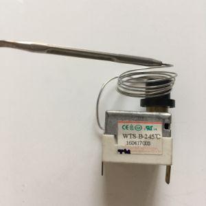 200-3000mmの毛管管が付いている新型電気オーブンによって使用される圧力タイプサーモスタット