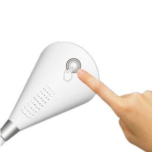 Neueste Lampe 2018 USB-bewegliche Multifunktionsmininoten-Stereomusikbuch-hellblauer Zahn-Lautsprecher LED