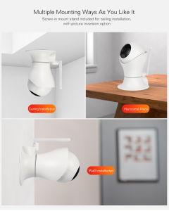 無線WiFi小型スマートなホーム屋内IPのカメラ1080P