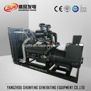 450kw Shangchaiのディーゼル機関を搭載する電力発電
