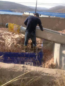 Chips de batata/correia de Tratamento de Águas Residuais de fábrica pressione marca Dewatering-Lufeng