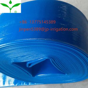 1~16 PVC Layflat laicos Manguera / manguera plana la manguera de descarga / fabricante