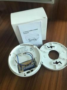 AC 110-270V постоянного тока 9 В модуля резервного аккумулятора дыма оптический дымовой извещатель