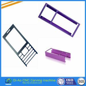 China 2.5D/3D CNC máquina de grabado en la India para Tablet PC, iPad, el Banco de potencia de carga, PAL, cubierta de protección de teléfono móvil
