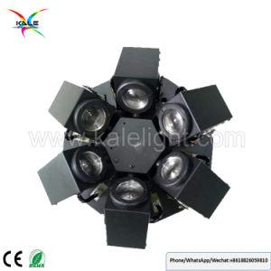 LEDの軽い6PCS移動ヘッドライト