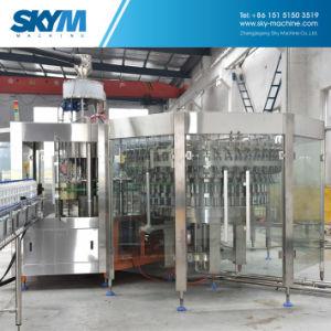 linea di produzione di riempimento completa dell'acqua di bottiglia 304 316
