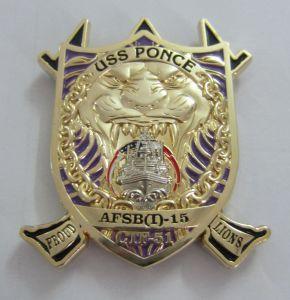I militari su ordinazione del metallo di alta qualità della fabbrica diretta superiore di vendita di BSCI sfidano le monete (107)