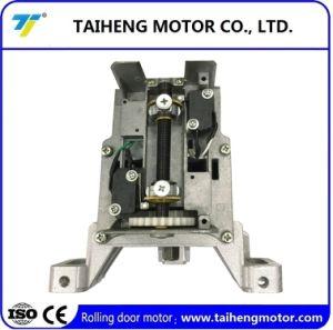 DC de alta calidad de rodadura del obturador del motor de la puerta